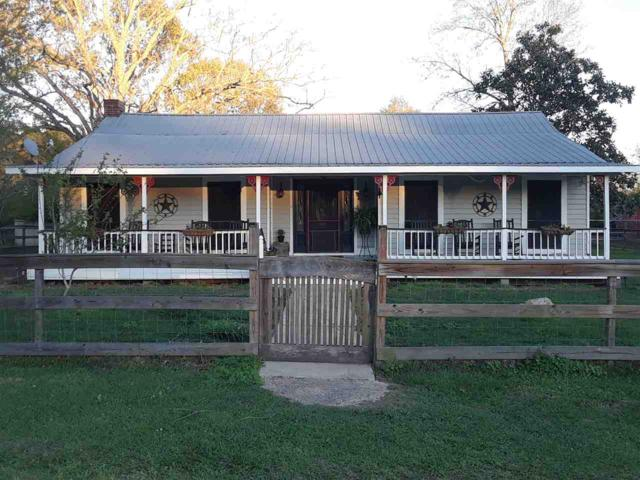 2258 Cr 3550, Woodville, TX 75979 (MLS #197586) :: TEAM Dayna Simmons