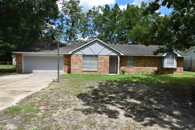 110 Wood Manor Ln., Sour Lake, TX 77659 (MLS #197976) :: TEAM Dayna Simmons