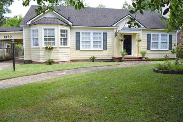 1220 Central Dr, Beaumont, TX 77706 (MLS #198314) :: TEAM Dayna Simmons