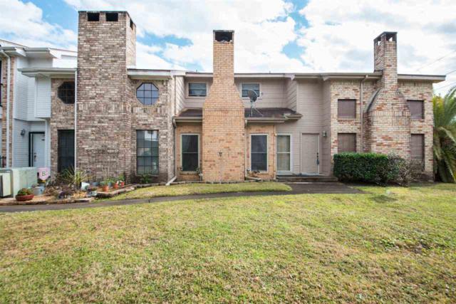 1620 Wellington Place #1403, Beaumont, TX 77706 (MLS #198489) :: TEAM Dayna Simmons