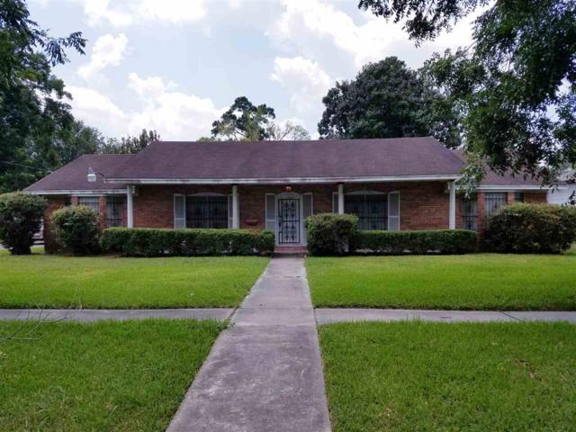 1727 Cartwright St, Beaumont, TX 77701 (MLS #198576) :: TEAM Dayna Simmons