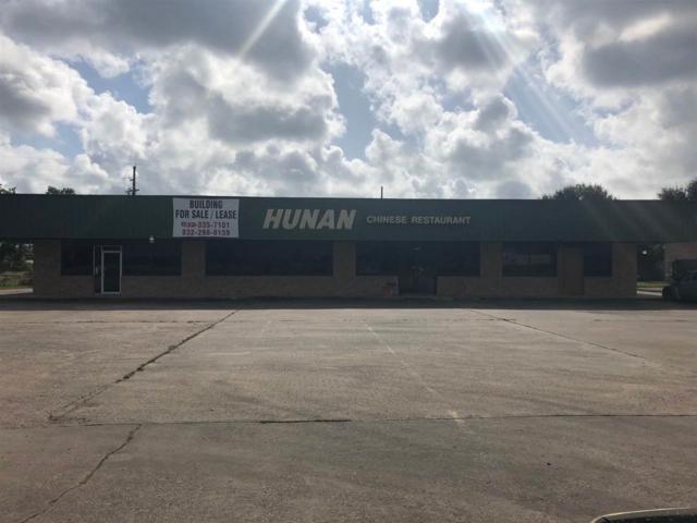 46328 IH 10 East, Winnie, TX 77665 (MLS #198584) :: TEAM Dayna Simmons