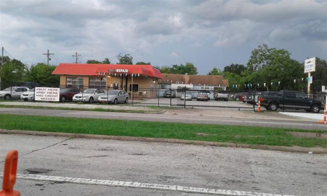 1200 Woodworth Blvd, Port Arthur, TX 77640 (MLS #199082) :: TEAM Dayna Simmons