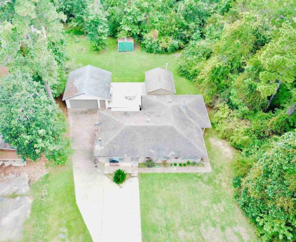 335 Angleridge Dr, Brookeland, TX 75931 (MLS #199088) :: TEAM Dayna Simmons