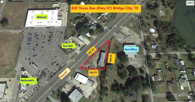 820 Texas Avenue, Bridge City, TX 77611 (MLS #199176) :: TEAM Dayna Simmons