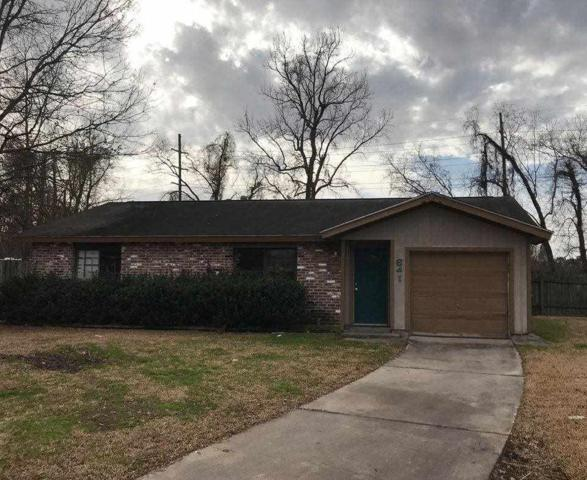 641 Bridalwreath, Orange, TX 77630 (MLS #199270) :: TEAM Dayna Simmons