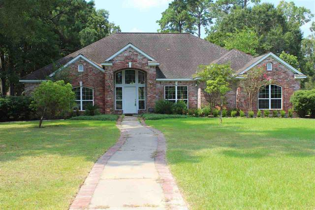 1034 Pine Needles Dr., Sour Lake, TX 77659 (MLS #199412) :: TEAM Dayna Simmons