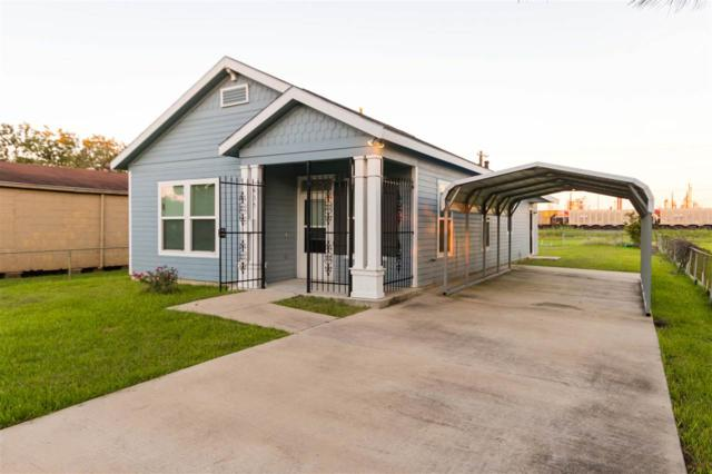 635 19th St, Port Arthur, TX 77640 (MLS #199499) :: TEAM Dayna Simmons