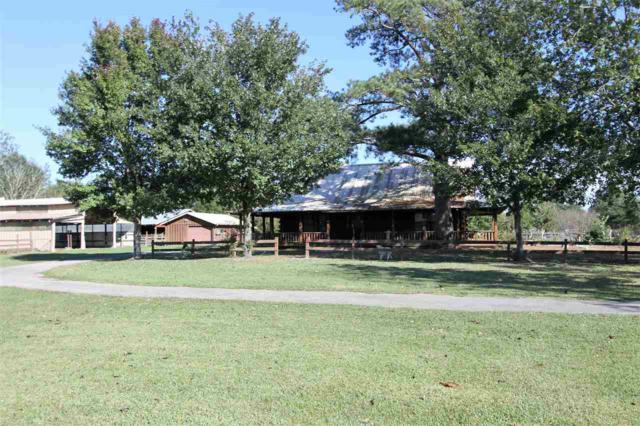 206 County Road 594, Kirbyville, TX 75956 (MLS #200117) :: TEAM Dayna Simmons