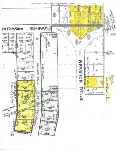 820 Warwick, Vidor, TX 77662 (MLS #200186) :: Triangle Real Estate