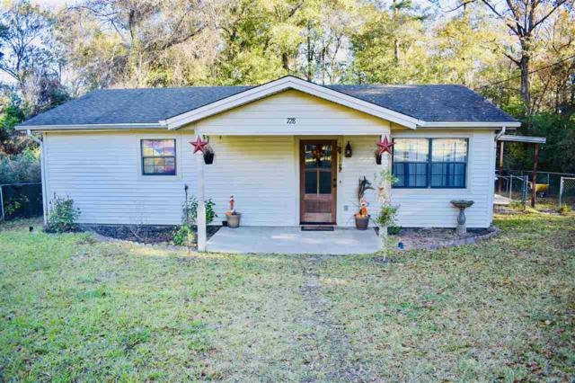728 Loading Dock Rd, Silsbee, TX 77656 (MLS #200570) :: TEAM Dayna Simmons