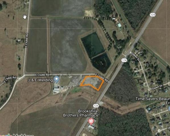 0000 E Clubb Rd, Beaumont, TX 77705 (MLS #200715) :: TEAM Dayna Simmons