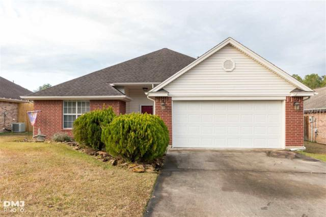 130 Willow Bend, Silsbee, TX 77656 (MLS #200801) :: TEAM Dayna Simmons