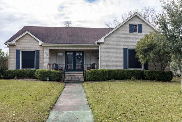 515 20th St., Beaumont, TX 77706 (MLS #201095) :: TEAM Dayna Simmons