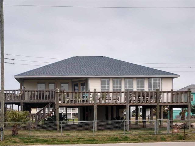 970 Gulfview Dr., Crystal Beach, TX 77650 (MLS #201521) :: TEAM Dayna Simmons