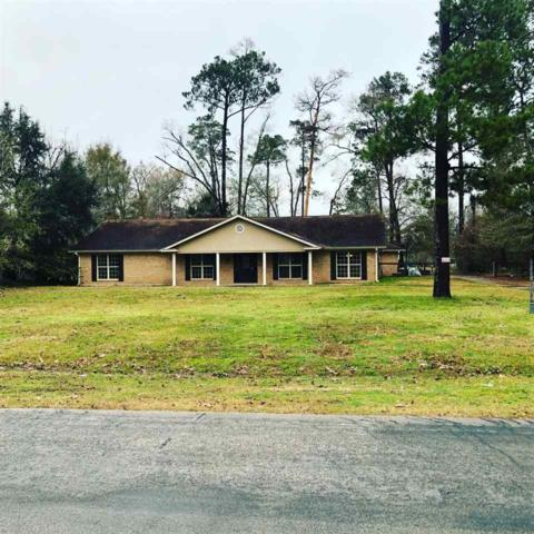 442 Piney Point, Sour Lake, TX 77659 (MLS #201522) :: TEAM Dayna Simmons