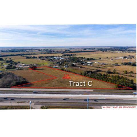 +/- 9.17 Acres Ih-10, Winnie, TX 77665 (MLS #201627) :: TEAM Dayna Simmons