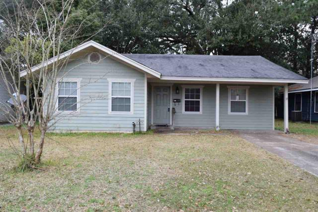 109 Britton, Silsbee, TX 77656 (MLS #201698) :: TEAM Dayna Simmons