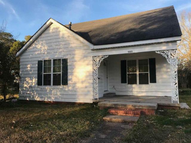 505 Iowa, Beaumont, TX 77705 (MLS #201838) :: TEAM Dayna Simmons