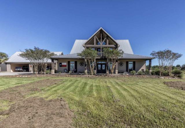 16051 Brush Island Road, Winnie, TX 77665 (MLS #202155) :: TEAM Dayna Simmons