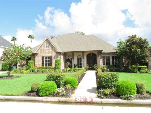 4240 Brownstone Dr, Beaumont, TX 77706 (MLS #202223) :: TEAM Dayna Simmons