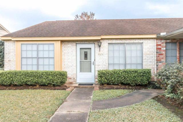 5835 Meadow Way, Beaumont, TX 77707 (MLS #202283) :: TEAM Dayna Simmons