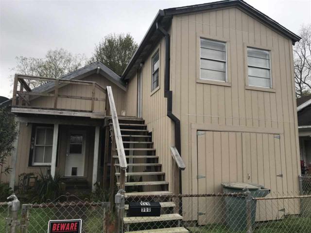 960 Porter St, Beaumont, TX 77701 (MLS #202390) :: TEAM Dayna Simmons