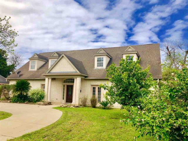 6131 Jackson Blvd, Groves, TX 77619 (MLS #202530) :: TEAM Dayna Simmons