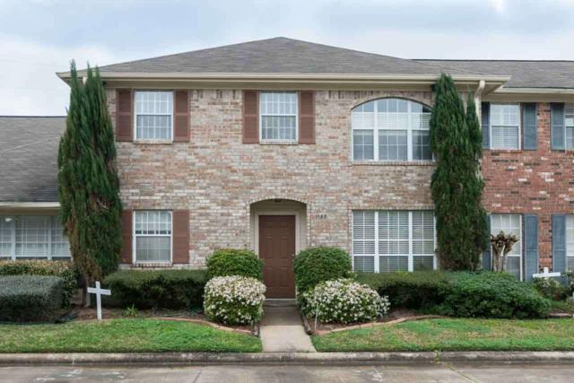 1133 Green Meadow Street, Beaumont, TX 77706 (MLS #202616) :: TEAM Dayna Simmons