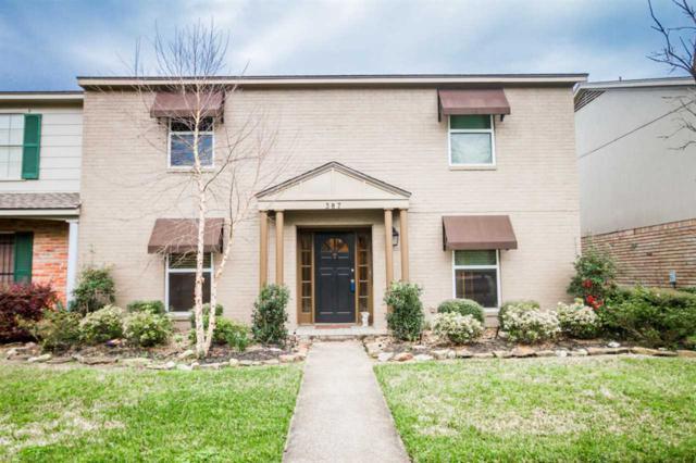 387 Georgetown St., Beaumont, TX 77707 (MLS #202656) :: TEAM Dayna Simmons