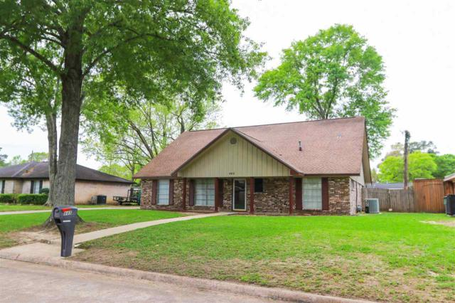 885 Chatwood, Beaumont, TX 77706 (MLS #202661) :: TEAM Dayna Simmons