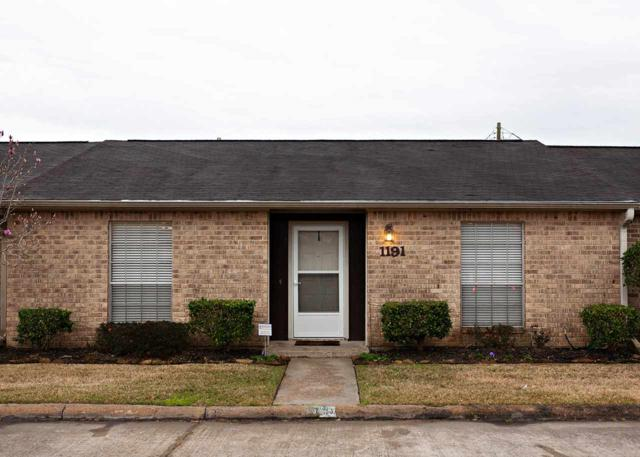 1191 Park Meadow Dr, Beaumont, TX 77706 (MLS #202715) :: TEAM Dayna Simmons