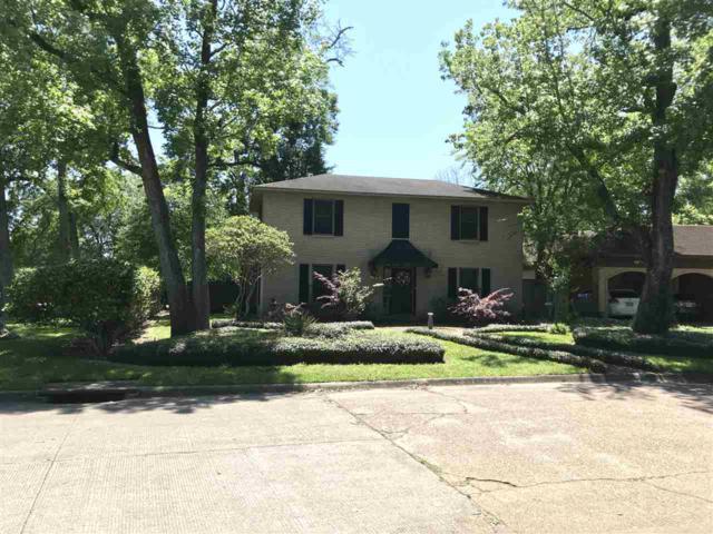 5605 Mistletoe, Beaumont, TX 77707 (MLS #203322) :: TEAM Dayna Simmons