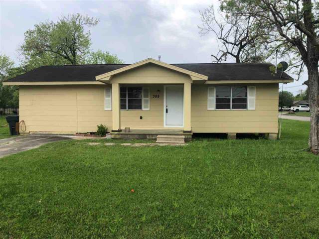 385 Warner, Bridge City, TX 77619 (MLS #203376) :: TEAM Dayna Simmons