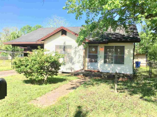 430 16th St, Silsbee, TX 77656 (MLS #203448) :: TEAM Dayna Simmons