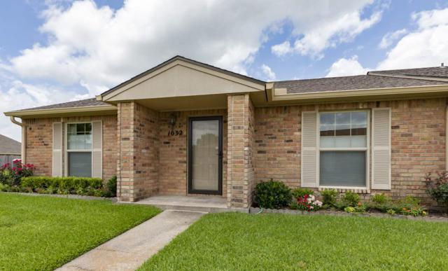 1032 Green Meadow, Beaumont, TX 77706 (MLS #204458) :: TEAM Dayna Simmons