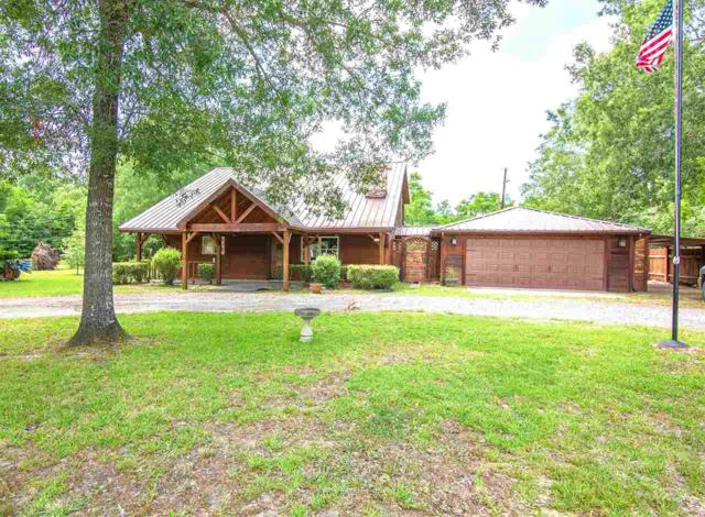 122 Woodshire, Sour Lake, TX 77659 (MLS #204575) :: TEAM Dayna Simmons