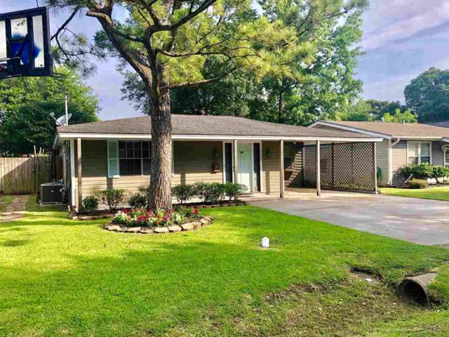 2022 10th St, Port Neches, TX 77651 (MLS #204746) :: TEAM Dayna Simmons