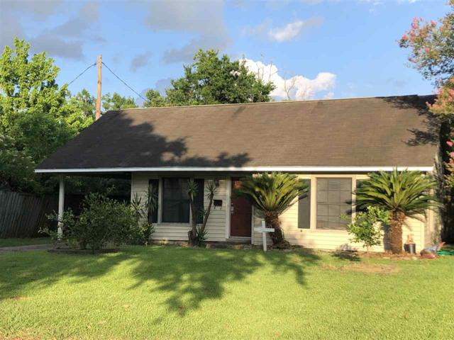 2213 6th St., Port Neches, TX 77651 (MLS #205066) :: TEAM Dayna Simmons