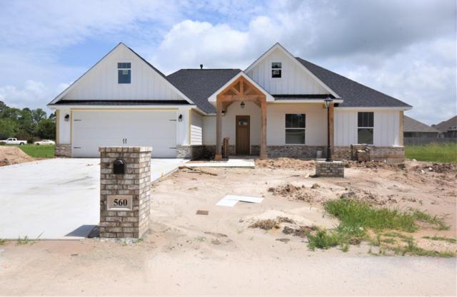 560 Tryson Lane, Bridge City, TX 77611 (MLS #205218) :: TEAM Dayna Simmons