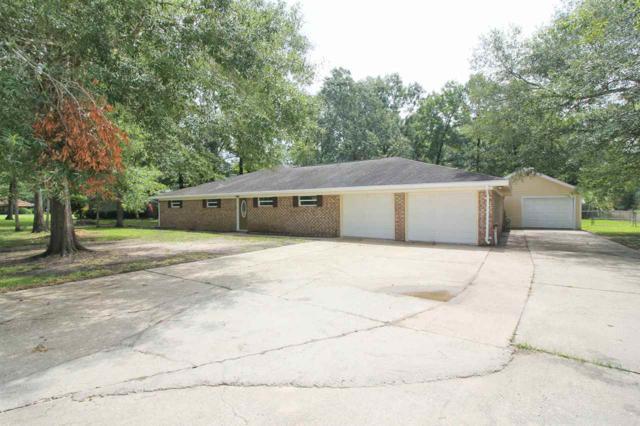 7850 Sweetgum Rd, Bevil Oaks, TX 77713 (MLS #205224) :: TEAM Dayna Simmons