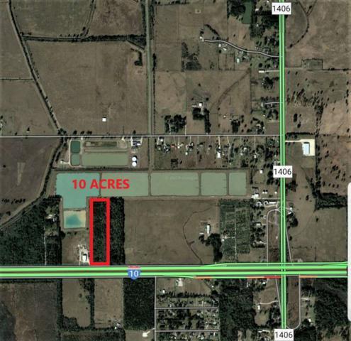 LOTS 9A & 9B I-10, Winnie, TX 77665 (MLS #205328) :: TEAM Dayna Simmons
