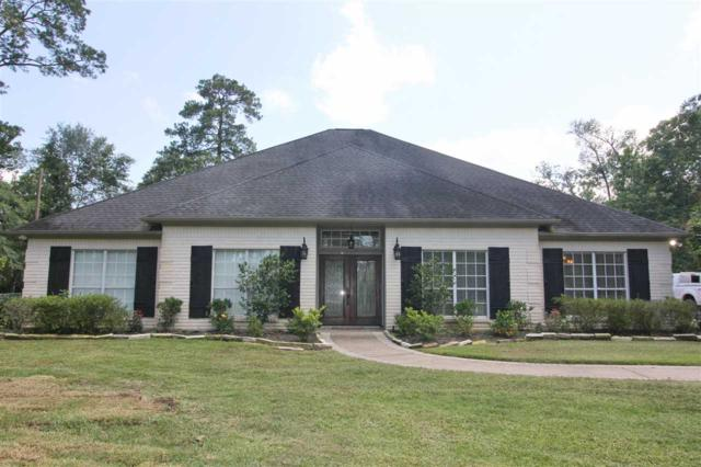 1422 Woodway, Sour Lake, TX 77659 (MLS #205398) :: TEAM Dayna Simmons