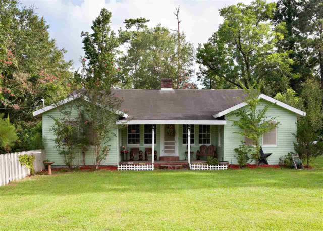 7403 Old Honey Island Road, Kountze, TX 77625 (MLS #205626) :: TEAM Dayna Simmons