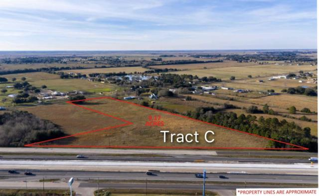 +/- 9.17 Acres Ih-10, Winnie, TX 77665 (MLS #205710) :: TEAM Dayna Simmons