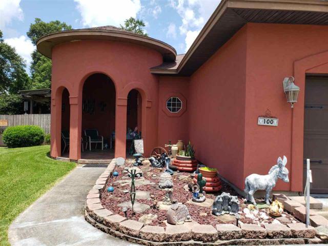 100 Turtle Creek Dr, Silsbee, TX 77656 (MLS #205791) :: TEAM Dayna Simmons