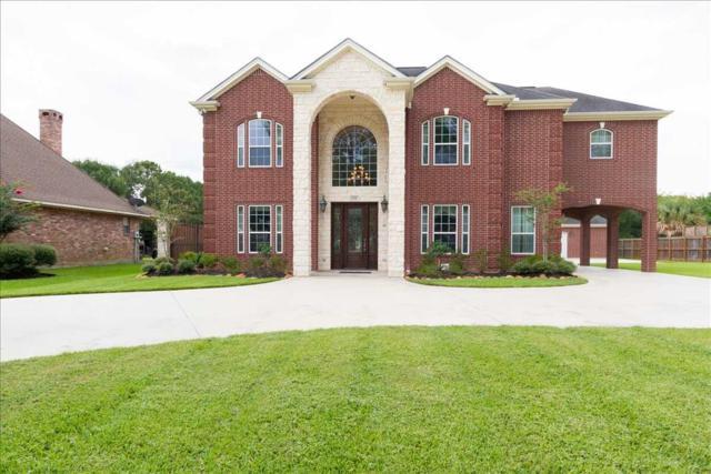 841 Baker, Port Neches, TX 77651 (MLS #205952) :: TEAM Dayna Simmons