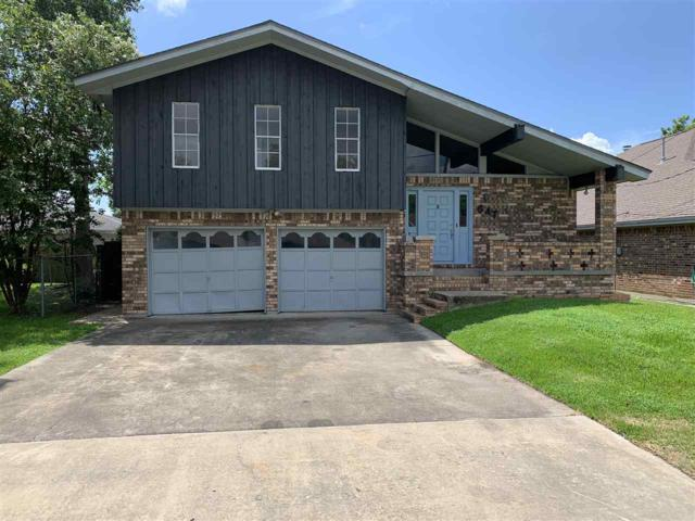 6470 Coolidge, Groves, TX 77619 (MLS #206014) :: TEAM Dayna Simmons
