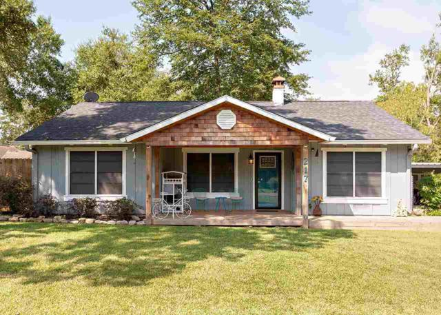 217 Wildwood Dr, Village Mills, TX 77663 (MLS #206149) :: TEAM Dayna Simmons