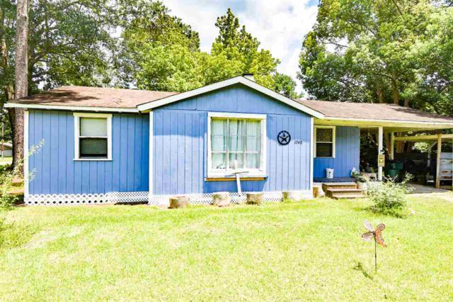 1740 Marshall St, Kountze, TX 77625 (MLS #206304) :: TEAM Dayna Simmons